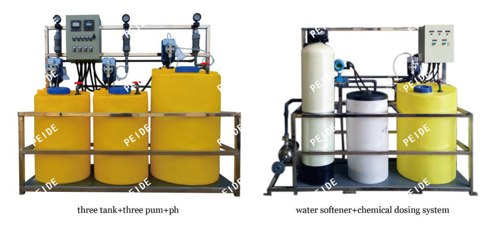 Automatic chemical dosing system equipment for water Swimming pool chemical dosing system