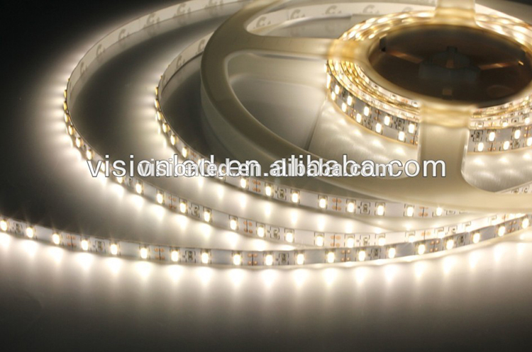 High quality 600led SMD3014 Flexible 5MM Width LED Strip