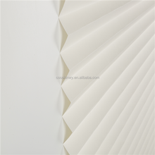 Hot paper adhesive folding curtains