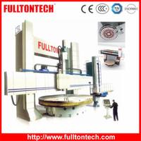 CK52M Series Industrial Metalwork Double Column CNC Fixed Rail Vertical Turning & Boring Machine