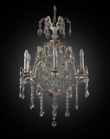 luxury white hand blown crystal ceiling chandelier centerpieces for weddings