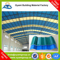 Corrosion resistance thermal insulation china low cost pvc roofing sheets for factory