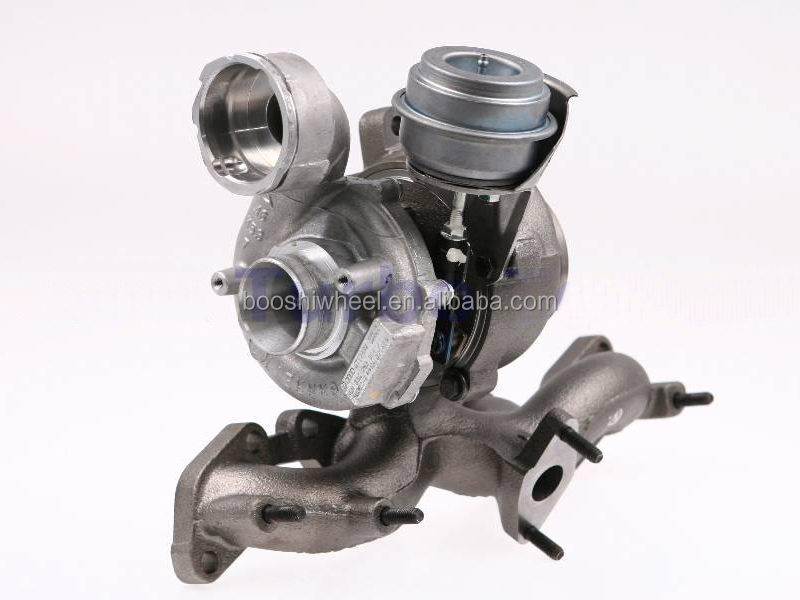 GT1749V turbo charger 756062-5003 03G253019H Turbocharger for Skoda electric supercharger with TDI 115 PD Engine