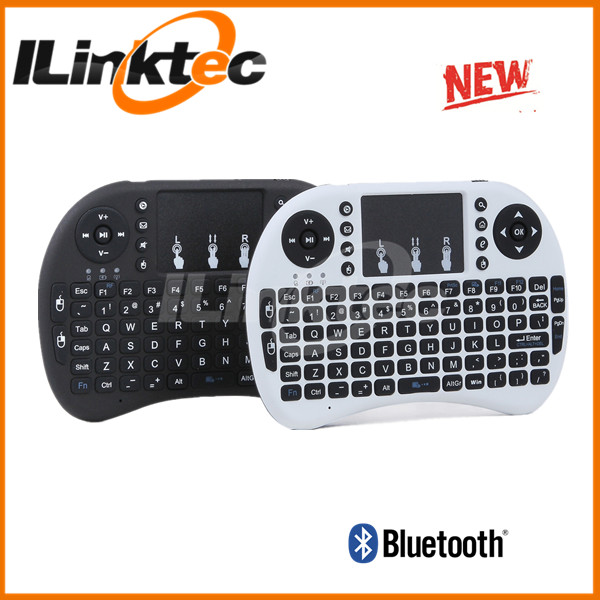 Portable mini Touchpad BLUETOOTH keyboards with multifunction for tablet, smart TV
