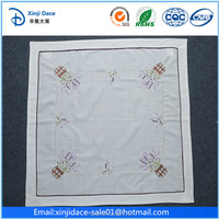 100% Bamboo fiber round table cloth
