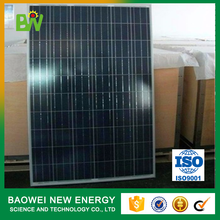 270 watt poly crystal solar panel high latitudes areas
