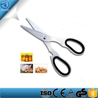 kitchen scissors much types of kitchen scissors multi-function kitchen scissors