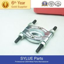 4 Axis Cu mobile hardware components Chrome Plated