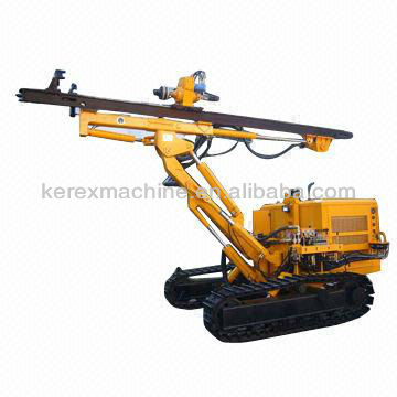 Chinese Hydraulic Man Portable Drilling Rig HC590