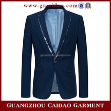 good quality suits with shorts mens chinese collar suit