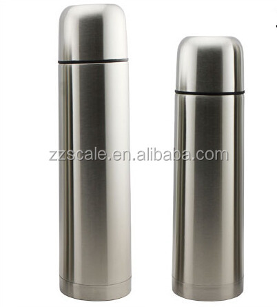 1L vacuum flask/vacuum cup/travel cup stainless steel thermos flask