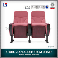 HOT SALE Price Useful Cinema/Thertre/Auditorium/Conference Hall Chair Design SJ8603