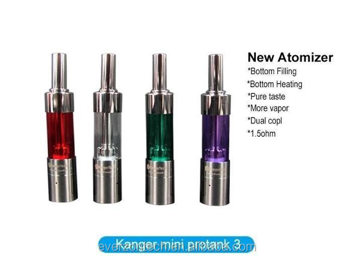 wholesale original kangertech protank mini kanger protank3 mini protank 3 clearomizer