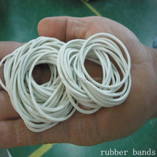 Factory supply heat resistant custom made natural rubber bands for money