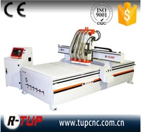 Guangdong china supplier 3d 4 heads wood carving cnc router for arts and crafts