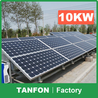 10KW off grid home solar energy price / 96V 10KW off-grid home Solar powe energy panel system