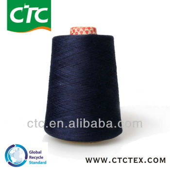 good handfeel colored woven yarn