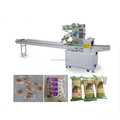 Bakery automatic horizontal pillow packing machine