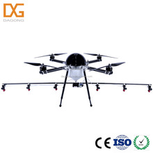 Professional and duarable Carbon Fiber Agriculture uav crop sprayer drone,GPS WIFI RC Control drone