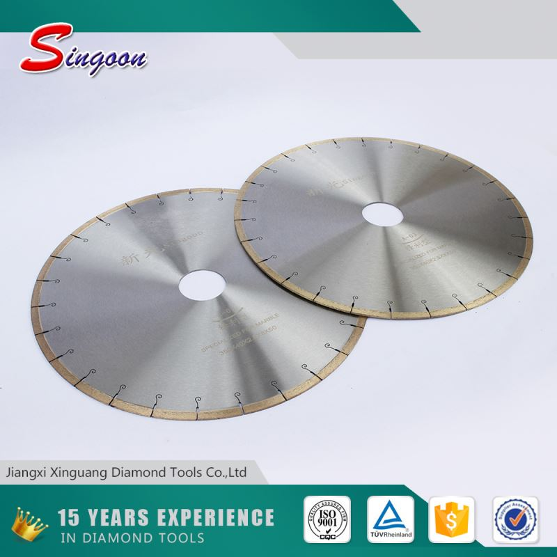 Diamond Wet Saw Blade for Cutting Ceramic Tile, Grantie, Marble and So on