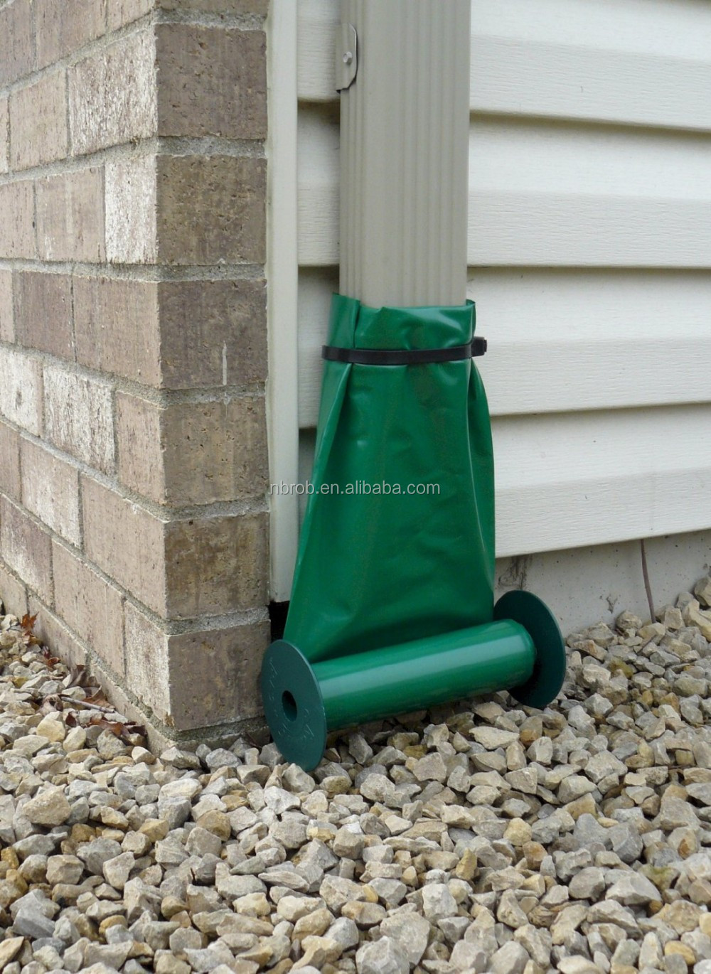 Pvc Garden Tool Of Automatic Downspout Extension 9 Feet