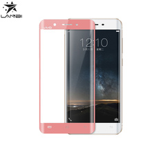 New Premium mobile phone 0.2mm full cover liquid Tempered glass screen protector for vivo xplay5