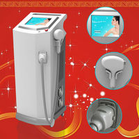 high quality 808nm laser hair removal beauty equipment 10 german bars diode laser