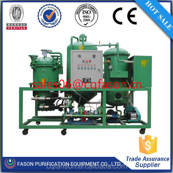 Vacuum Insulation Oil Processing Machine for Transformer Maintenance