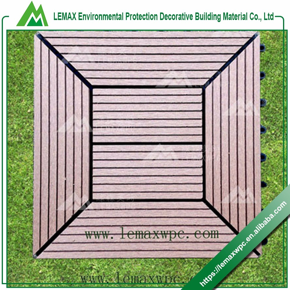 amazing quality factory price wood plastic used composite decking composite