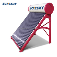 High Pressure Heat Pipe Solar Collector with Solar Keymark