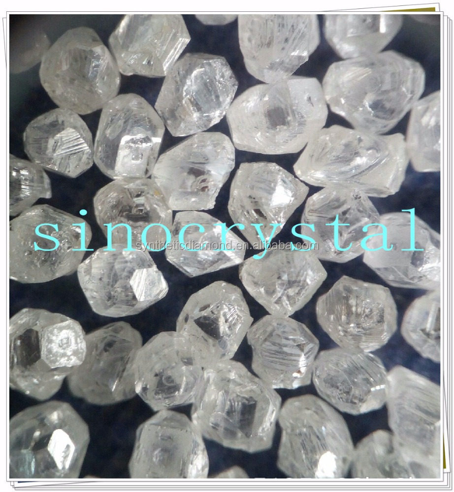 A0241.0mm-5.0mm Large size cvd diamond rough/rough diamonds uncut/cvd diamond for sale
