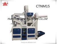CTNM 15 easy operation highh yield automatic complete rice mill machinery