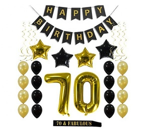 70th Birthday Party Suppliers And Manufacturers At Alibaba