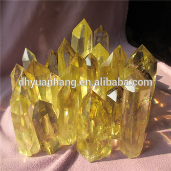 nice high quality Europe hot sale citrine rock crystal single point wholesale,quartz crystal points wholesale