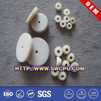 high quality customized worm wheel gear