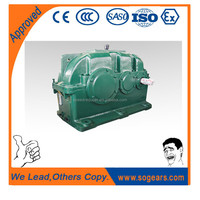 China factory high effiecient transmission jack industrial gear units H/B2 KV