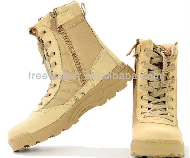 <strong>Boots</strong> manufacturer sales SWAT desert leather American soldiers <strong>boots</strong> outdoor military shoes