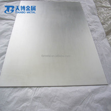Hot sale pure titanium and titanium plate/sheet for skull plate