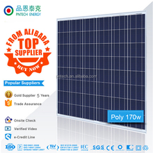 Complete set solar panel for home 150w 160w 170w 180w Polycrystalline solar panel price