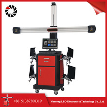 Digital wheel alignment equipment