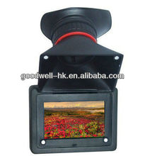 "3.5"" EVF HDMI Electronic Viewfinder with Peaking Filter"