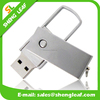 Promotional cheap metal swivel usb flash drive