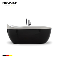 plastic adult bath tub 2017 New Design Five Star Hotel Favorite B25829W