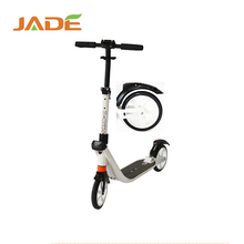 Adult town scooter double suspensions quick folding kick scooter for adult