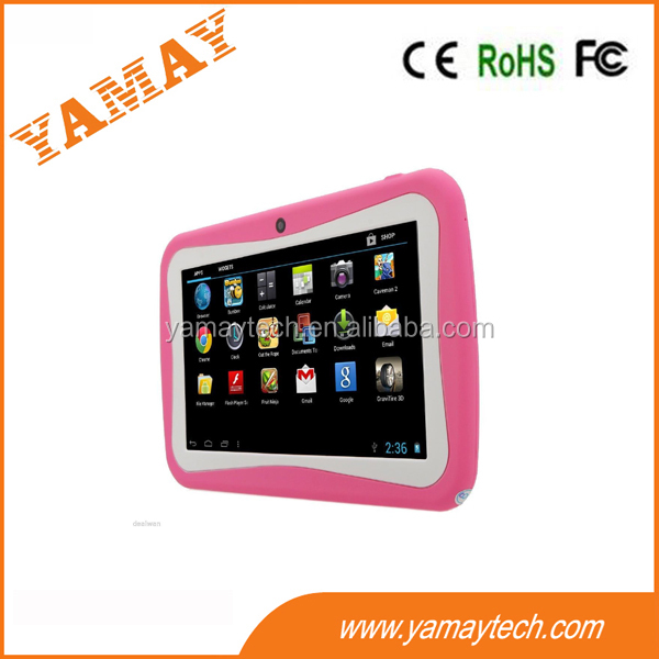 New kid tablet pc 7 inch dual core study android tablets for kids RK2926