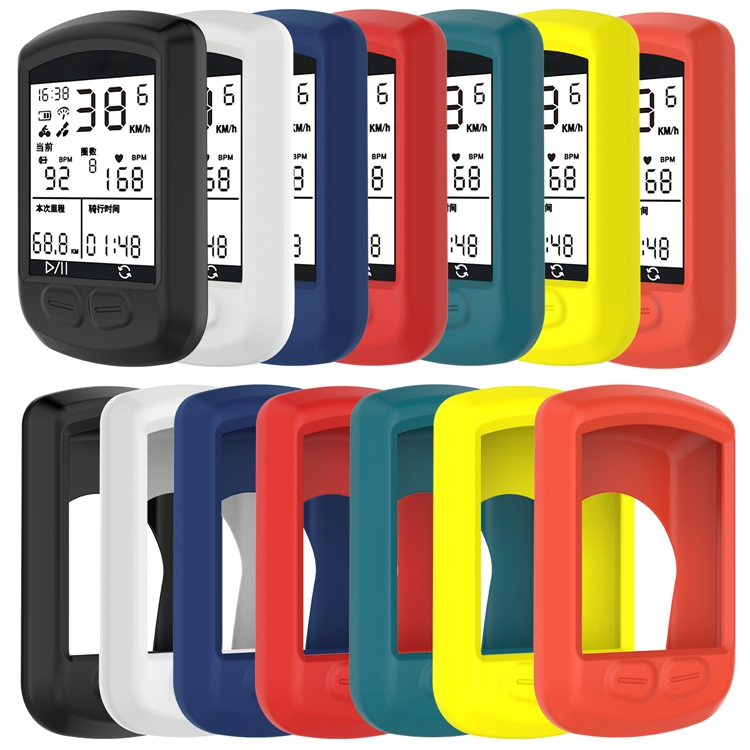 Silicone Protective Case For iGPSPORT iGS10 Replacement Silicone Soft Case Cover