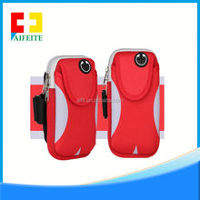Quality Universal Double Mobile Phone Sport Bag ,Mobile Phone Portable Running Arm Bag