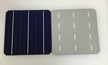 Wholesale Taiwan cell, Monocrystalline 3BB NSP solar cells 6x6