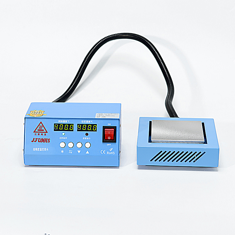 Good quality industrial PCB removing double digital display portable electric hot plate