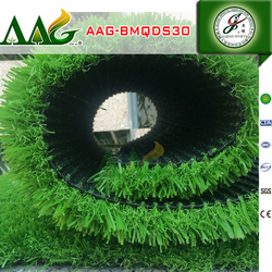 non infill artificial grass no need sand no need rubber for football/soccer turf